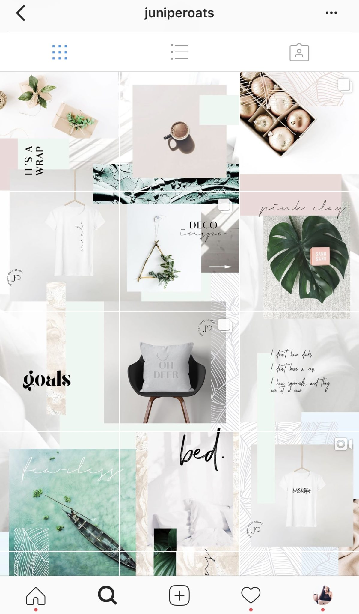 5 tips for creating a cohesive instagram feed mnd marketing. Black Bedroom Furniture Sets. Home Design Ideas